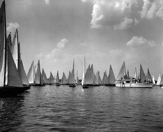The ILSE III (1905, NIlson Yacht Building Co.)