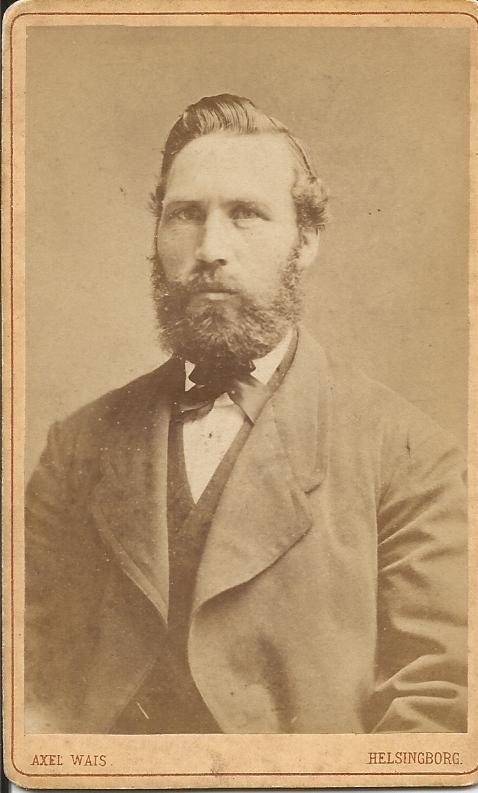 2. Johannes Fröberg