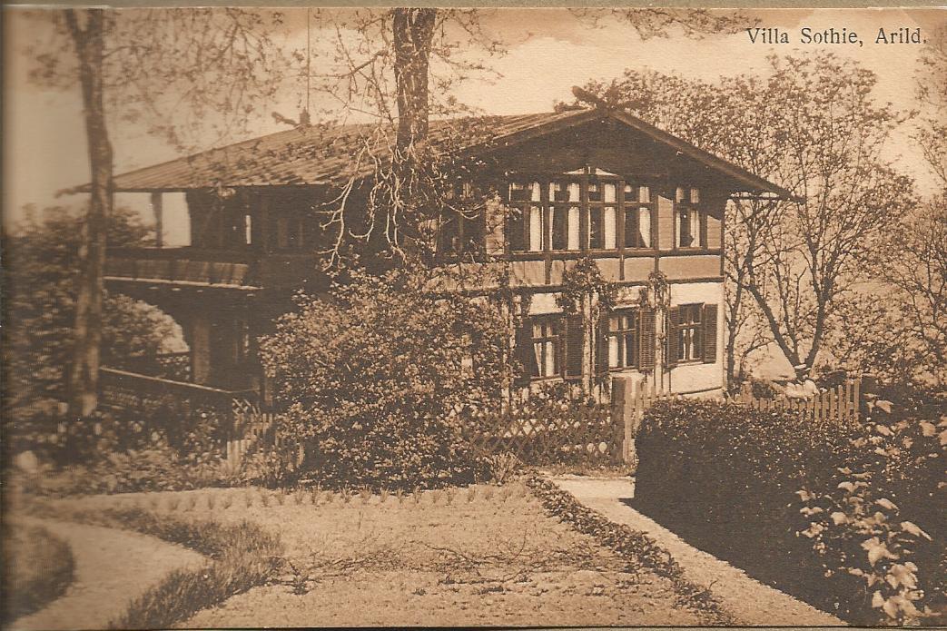 7. Villa Sothie